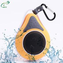 waterproof bluetooth shower speaker stereo HI-FI handsfree mini audio transmission