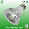 E27 PAR20 38degree CE ROHS 3W COB led spotlight replace 50w Philips and OSRAM halogen