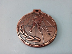 embossed olive branch custom golf sport award medals metal blank medal medal box cheap for wholesale