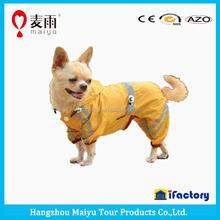 Fashion Dog Clothing Pet Apparel Pet Clothes Dog Raincoat