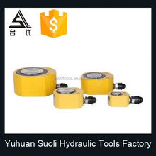 horizontal hydraulic bottle lift jacks