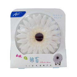 flower shape solid air freshener