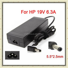 Replacement Adapter for HP 19V 6.3A 120W Laptop Adapter / Laptop Charger / Power Supply For HP