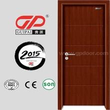 ล่าสุดการออกแบบประตูเดียวประตูไม้เนื้อแข็งจีน, ประตูห้องนอน, ล่าสุดการออกแบบประตูไม้