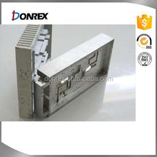 Precision sliver cnc_machined_parts_anodizing_for_switch_punching