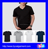 men v neck o neck t shirt wholesale cotton short sleeve t shirt for promotion OEM service factory t shirt