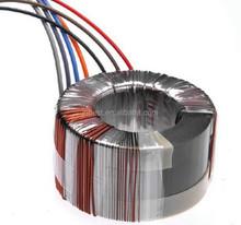 Power toroidal 500W transformer