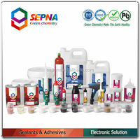 Heat conduction epoxy pouring sealant with excellent electrical performance
