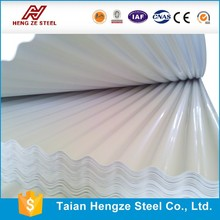 PPGI/color coated steel coil/pre painted g40 galvanized steel coil/Color Coated Corrugated Metal House Roofing made in china