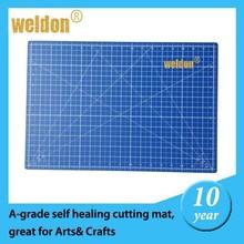 Weldon professional Slip Resistant Self-healing rotating PVC cutting Mat