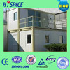 Beautiful appearance flat container homes/container houses