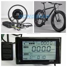 2015 new design! 48V 750W brushless hi-speed fat tyre bike beach snow bike kits