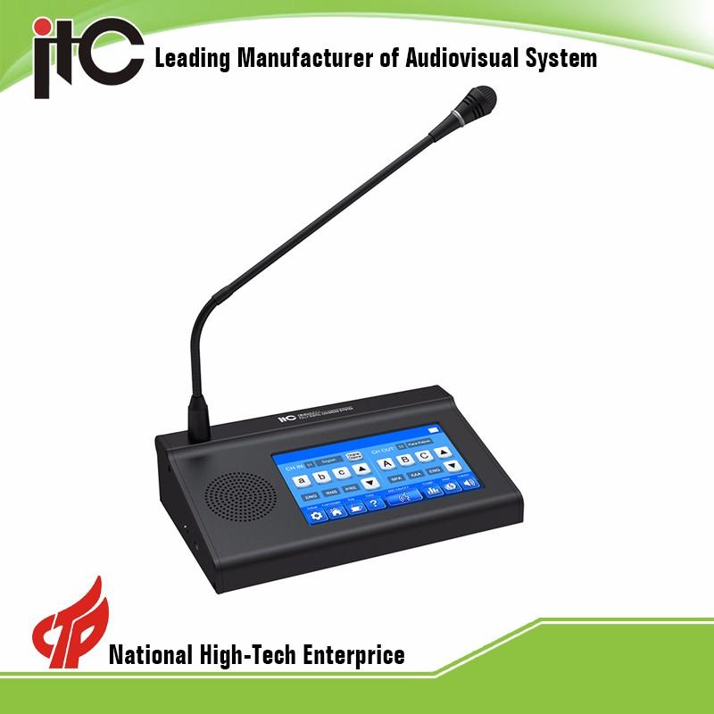 TS-0670HY 15 Dil Tercüme Dijital IR Kablosuz Yorumlama Sistemleri