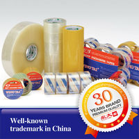 ISO9001 certificated adhesive packing tape