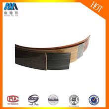 Hengsu Manufactory 0.4mm PVC Edges banding decorative furniture office table edge protection