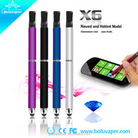 Automatic eGo Mini X6 hookah eshisha pen e shisha,stylus pen e-cigarette