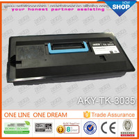 tk-3035 used for kyocera mita copiers for kyocera toner for kyocera copier prices