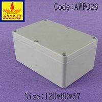 IP67 aluminum junction box