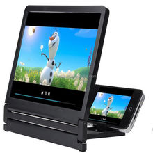Protect eys and neck from tried creative mobile phone screen magnifier bracket enlarge stand for all cellphones