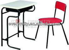 High Quality School Furniture Desk Set, Cheap School Furniture, School Furniture for Sale