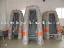 Plastice motor boat
