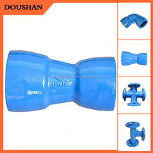 New pvc pipe fitting end cap clear polyester iron casting resin