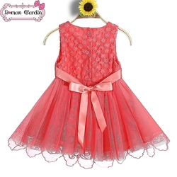 Child Baby Dress Model Newborn Baby Dress Flower Girl Dresses For Wedding