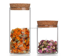 Hot-selling Nice Airtight Cylindrical Glass Container