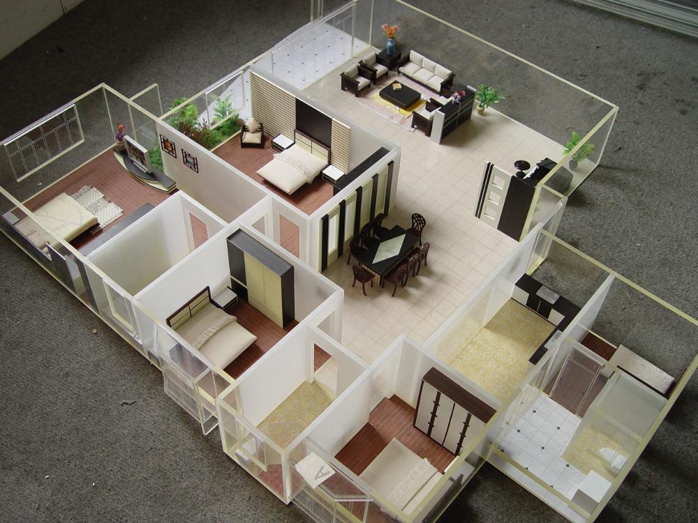 Maison plan interne mise en page mod le avec tous les Make house plans