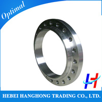 large diameter 12 inch carbon steel pipe din flanges