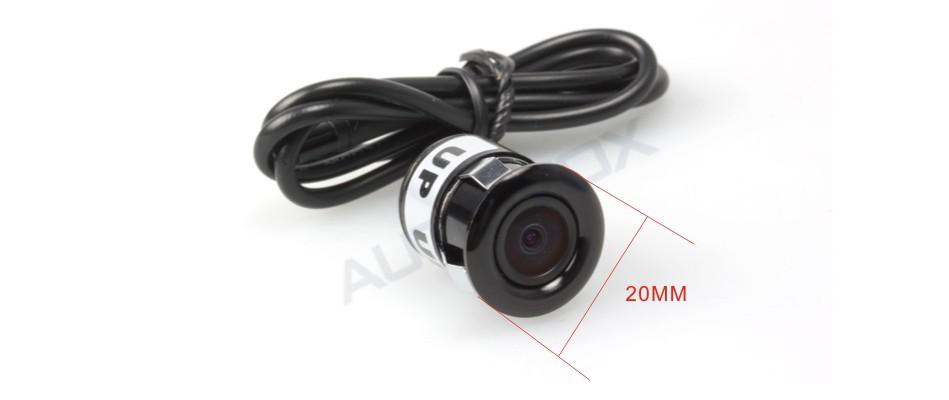 Универсальная камера заднего вида с ночным видением