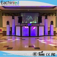 Hanging light weight for indoor led display screen stage background led video wall/led wall screen/videowall led screen