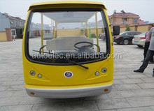 2015 New Environmental Protection Electric Car Sedan with Low Price sightseeing bus