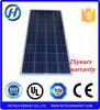 Usd Yingli solar cell Poly 140w bipv solar panel price
