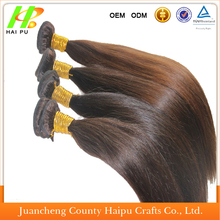 Wholesale China cheap human/synthetic/mixed hair extension for Christmas