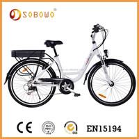 step through elektro bike
