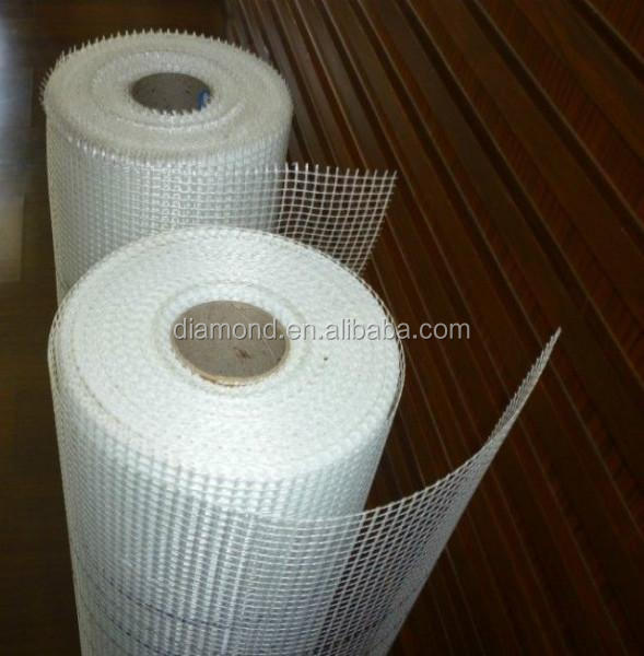 White Fiberglass Mesh : Wall fiberglass mesh white mm