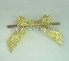 """2"""" Meatllic Ribbon Butterfly Bow,Butterfly Tie for Gift Packing/Garment Decoration/hair decoration"""