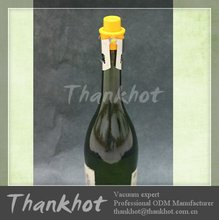 champagne stopper 2012 hot promotion with customized logo for new year