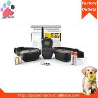 Pet-Tech P-998D cheap dog collar 100 levels electronic dog collar shock for pet training