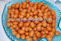 Savoury Coated Peanut Machine JYCP-50-14 Coated Peanut Machinery Coated Peanut Production Line