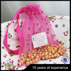 Best Prices Latest OEM Design personalized organza bags from China workshop