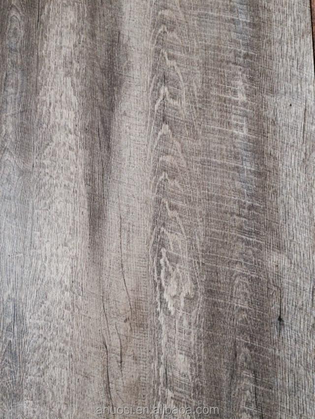Wood grain pvc vinyl flooring plank buy embossing wood for Wood grain linoleum flooring