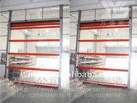 Industrial Roll Up Doors High Performance Door China Workshop Shutter