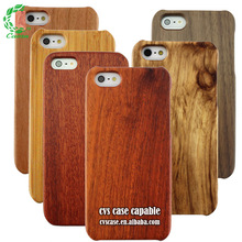 for apple iphone 5c wooden hard case