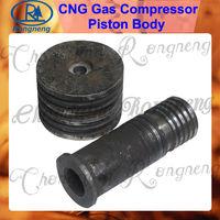 Screw compressor parts piston body