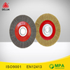 flat wire brush polishing wheels