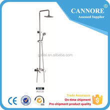 Traditional Design Stainless Steel Outdoor Shower