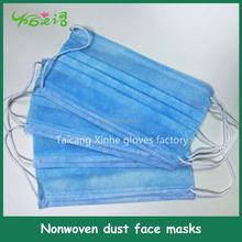 No tejido desechable mascarilla antipolvo BFE > 95%
