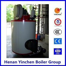 Once-through low pressure water boiler or water heater